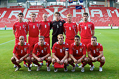 2009-10-10 Wales U21 v Bosnia-Herzegovina