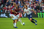West Ham United v Tottenham Hotspur 201018