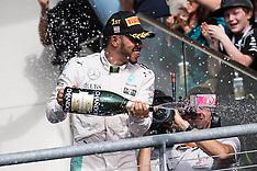 Austin- US Grand Prix - 23 Oct 2016