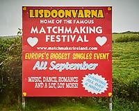Lisdoonvarna -- Matchmaking Festival. Image taken with a Nikon 1 V1 camera and 30-110 mm lens.
