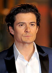 Orlando Bloom attends the German premiere of the film 'The Hobbit: The Desolation Of Smaug', Sony Centre, Berlin, Germany,  Monday, 9th December 2013. Picture by  Schneider-Press / i-Images<br /> UK & USA ONLY