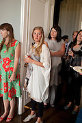 Pablo Bronstein, Sketches for Regency Living. Discussion and lunch. ICA. The Mall. London. 7 June 2011. <br /> <br />  , -DO NOT ARCHIVE-© Copyright Photograph by Dafydd Jones. 248 Clapham Rd. London SW9 0PZ. Tel 0207 820 0771. www.dafjones.com.