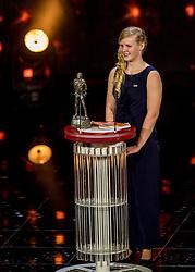 21-12-2016 NED: Sportgala NOC * NSF 2016, Amsterdam<br /> In de Amsterdamse RAI vindt het traditionele NOC NSF Sportgala weer plaats / Paralympisch zwemster Liesette Bruinsma is verkozen tot Paralympier van het jaar.