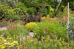 The Cottage Garden at Sissinghurst Castle