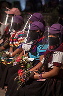 The 421 zapatist squad is composed by 4 women, 2 men and one other