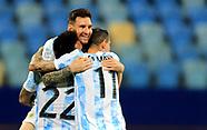 03/07 Argentina v Ecuador