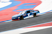 September 28-30, 2018. Charlotte Motorspeedway, Xfinity Series, Drive for the Cure 200: Elliott Sadler, JR Motorsports, Chevrolet