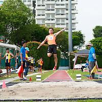 A Div Boys Long Jump
