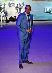 Forest Whitaker attending the premiere of Rogue One: A Star Wars Story at the Tate Modern, London. PRESS ASSOCIATION Photo. Picture date: Tuesday December 13, 2016. See PA story SHOWBIZ Rogue One. Photo credit should read: Ian West/PA Wire