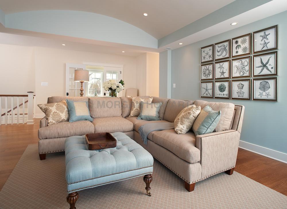 5455 Tates Bank Rd Cambridge, MD Kristen Peakes interor designer Family room TV room