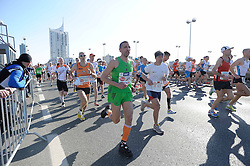 14.04.2013, Wien, AUT, Vienna City Marathon 2013, im Bild im Feld der Läufer // during Vienna City Marathon 2013, Vienna, Austria on 2013/04/14. EXPA Pictures © 2013, PhotoCredit: EXPA/ Gerald Dvorak