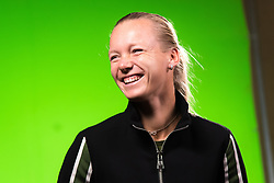 October 20, 2018 - Kallang, SINGAPORE - Kiki Bertens of the Netherlands during the All Access Hour of the 2018 WTA Finals tennis tournament (Credit Image: © AFP7 via ZUMA Wire)