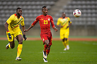 Harrison Afful  - 31.03.2015 - Ghana / Mali  - Match amical<br /> Photo : Andre Ferreira / Icon Sport