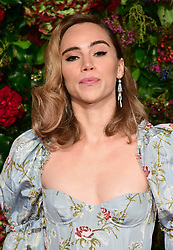 Suki Waterhouse attending the Evening Standard Theatre Awards 2018 at the Theatre Royal, Drury Lane in Covent Garden, London