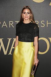 Olivia Palermo, The British Fashion Awards 2014, The London Coliseum, London UK, 01 December 2014, Photo By Brett D. Cove © Licensed to London News Pictures. 02/12/2014. Brett D Cove/PIQ/LNP