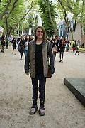 SARAH LUCAS;  Venice Biennale, Venice. 6 May 2015