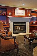 Cozy Newport Fireplace