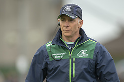 September 22, 2018 - Galway, Ireland - Connacht Head Coach Andy Friend during the Guinness PRO14 match between Connacht Rugby and Scarlets at the Sportsground in Galway, Ireland on September 22, 2018  (Credit Image: © Andrew Surma/NurPhoto/ZUMA Press)