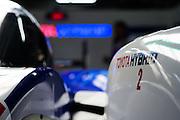 29th October - 1st November 2015. World Endurance Championship. 6 Hours of Shanghai.  Shanghai International Circuit, China. Toyota LMP1 detail