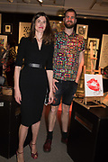 SARAH POPE, BEN CHALLEN, `preview evening  in support of The Eve Appeal, a charity dedicated to protecting women from gynaecological cancers. Bonhams Knightsbridge, Montpelier St. London. 29 April 2019