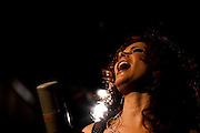 Belo Horizonte_MG, Brasil...cantora Glaucia Nasser...The singer Glaucia Nasser...Foto: LEO DRUMOND / NITRO