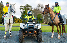 """SPARC initiative launch, """"Your Dog- Your Responsibility"""", Penicuik, 8 January 2019"""