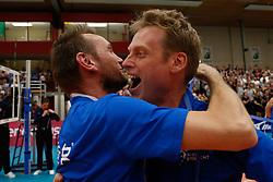 20180509 NED: Eredivisie Coolen Alterno - Sliedrecht Sport, Apeldoorn<br />Matt van Wezel, headcoach of Sliedrecht Sport <br />©2018-FotoHoogendoorn.nl