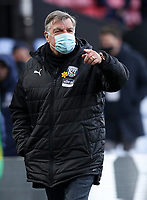Football - 2020 /2021 Premier League - Crystal Palace vs West Bromwich Albion - Selhurst Park<br /> <br /> West Bromwich Albion Manager Sam Allardyce walks off at half time