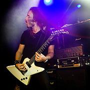 Trollhättan 2012 03 23 Folkets Hus Apollon<br /> Hammerfall<br /> Electric Earth  förband<br /> Tommy Scalisi Svensson Guitar <br /> <br /> <br /> ----<br /> FOTO : JOACHIM NYWALL KOD 0708840825_1<br /> COPYRIGHT JOACHIM NYWALL<br /> <br /> ***BETALBILD***<br /> Redovisas till <br /> NYWALL MEDIA AB<br /> Strandgatan 30<br /> 461 31 Trollhättan<br /> Prislista enl BLF , om inget annat avtalas.