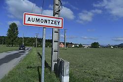 June 17, 2017 - Aumontzey - Aumontzey (Credit Image: © Panoramic via ZUMA Press)