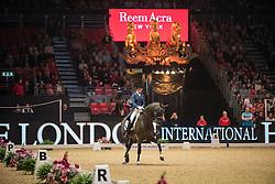 Logutenkova Inna, (UKR), Don Gregorius<br /> Grand Prix Freestyle <br /> Reem Acra FEI World Cup Dressage <br /> London International Horse Show<br /> © Hippo Foto - Jon Stroud