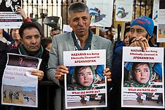 2018-11-21 Hazara protest