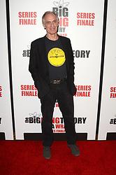 May 1, 2019 - Pasadena, CA, USA - LOS ANGELES - MAY 1:  Keith Carradine at the ''The Big Bang Theory'' Series Finale Party at the Langham Huntington Hotel on May 1, 2019 in Pasadena, CA (Credit Image: © Kay Blake/ZUMA Wire)