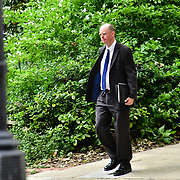 Chris Whitty attend 10 Downing street on 14th June 2021, London, UK.