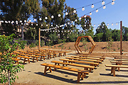 Event Sitting Area at Aliso Viejo Ranch Park