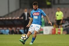 SSC Napoli v Udinese Calcio - 18 Apr 2018
