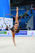 García Natalia Timofeeva is a Spanish rhythmic gymnastics athlete born in Barcelona Spain on 5 August 1994. Her dream is to compete at the 2020 Olympic Games in Tokyo.