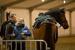 Sado Kazuki, JPN, Djuice<br /> Jumping Mechelen 2017<br /> © Sharon Vandeput<br /> 26/12/17