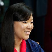 NLD/Laren/20100508 - Koningin Tshering Pem Wangchuck van Bhutan bezoekt Laren, Ashi  Chimi Yamgzam