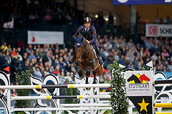 Bicocchi Emilio, ITA, Ares<br /> Stuttgart German Masters 2017<br /> © Hippo Foto - Stefan Lafrentz