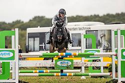 Tijskens Laure, BEL, Welco van Farasohof<br /> Nationaal Tornooi LRV Ponies<br /> Zonnebeke 2019<br /> © Hippo Foto - Dirk Caremans<br />  29/09/2019