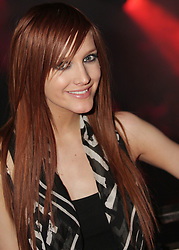 Mar 01, 2008 - Atlantic City, New Jersey, USA - ASHLEE SIMPSON at Club Mixx in the Borgata Casino Spa. Ashlee Simpson performed a few songs as Pete Wentz  was the guest DJ of the night. The couple confirmed last week that the Fall Out Boy has given Simpson a promise ring. (Credit Image: © Tom Briglia/ZUMA Press)