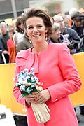 Koningsdag 2017 in Tilburg / Kingsday 2017 in Tilburg<br /> <br /> Op de foto / On the photo:   prinses Annette /  Princess Annette