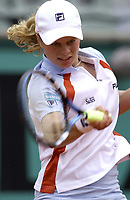 Tennis. French Open. Roland Garros, Paris. 29.05.2002.<br />