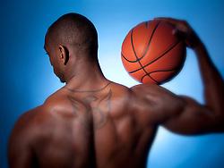 """01 January 2010: Marcus Ginyard, #1, guard, varsity basketball player at the University of North Carolina at Chapel Hill.  6'4"""". Born May 8, 1987; aged 22 at time of photos. From Alexandria, VA."""