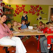 Kinderdagverblijf Happy Faces aan de Madridweg 102 in Almere