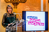 Koningin Maxima opent symposium muziekonderwijs