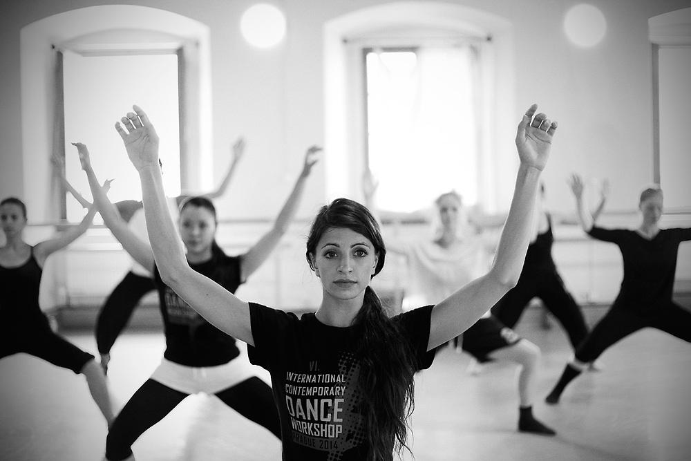 Vltava vibes - A personal approach to the International Dance Workshops Prague