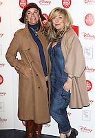 Tamzin Outhwaite & Tracy-Ann Oberman, Disney Store VIP Christmas Party, The Disney Store Oxford Street, London UK, 03 November 2015, Photo by Brett D. Cove