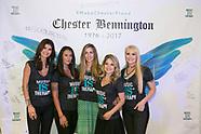 Stars of the Season Memorial Event for Chester Bennington